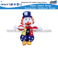 Inflatable Sport Game Clowns Doll For Children Amusement Park Decoration(HD-10111)