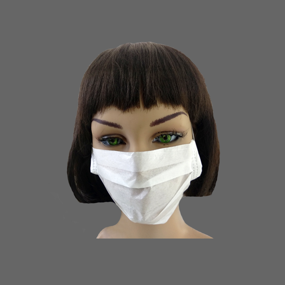 Paper Face Mask Single / Double Layer