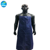 Disposable non woven apron with tie-on