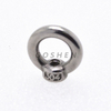 Stainless Steel M5 DIN582 swivel lifting eye nut