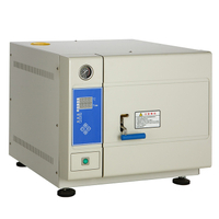 TM-XD35D, TM-XD50D de table autoclaves