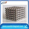 Various Colours Sphere NdFeB Magnets For Jewelry