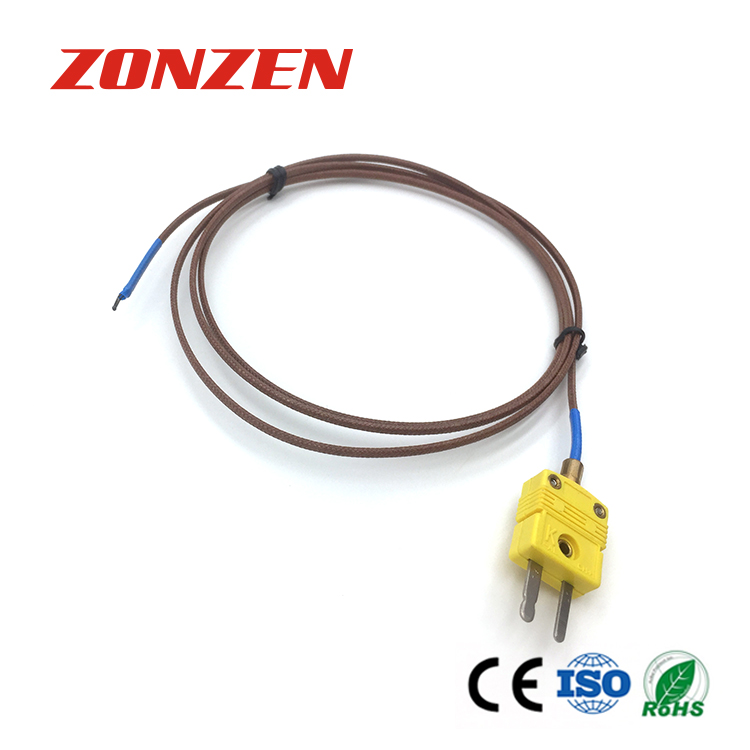 Type K Thermocouple Wire with Connector