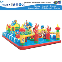 Commercial Inflatable Castle Kids Jumping Equipment (M11-06204)