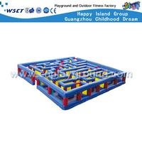 Outdoor Children Adventure Maze Inflatable Sport Game (HD-10006)