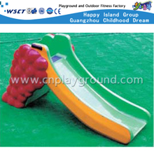 Outdoor Small Daycare Plastic Grape &Banana Combination Slide Toddler Playground (M11-09809)