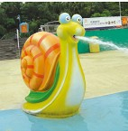 Water Games Kids Water Snail for Water Park Playground (HD-7102)