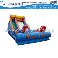 HD-9406 Outdoor Inflatable Slide Children Play Equipment