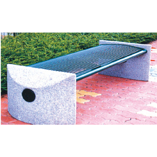 Backayrd Metal Leisure Bench Equipment For Sale (HHK-14705)