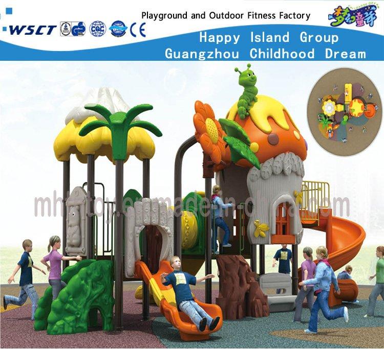 Fantastic Outdoor School Children Tree House Playground Equipment For Download Free Architecture Designs Scobabritishbridgeorg
