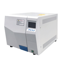 TM-XD20D, TM-XD24D de table autoclaves