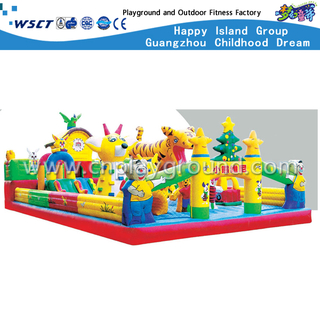 Outdoor Amusement Park Children Inflatable Castle Playhouse (M11-06201)