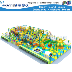 Funny Kids Soft Cartoon Indoor Playground On Stock (MH-05624)