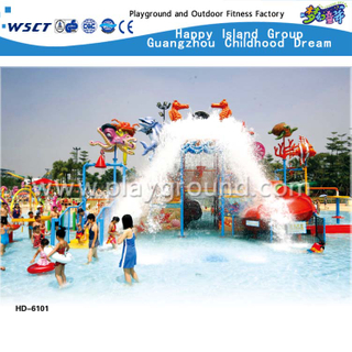 Large Water Parks Equipment For Sale(HD-6101)