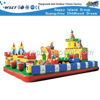 Outdoor Cartoon Children Inflatable Castle for Backyard (M11-06205)