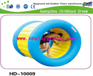 Outdoor Inflatable Sport Game Tunnel Roller for Children Play (HD-10009)