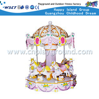 Luxury Small Kiddie Carousel Ride On Stock (HD-10902)