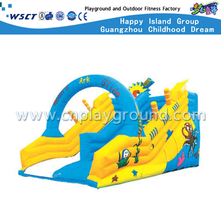 Outdoor Jumping Equipment Children Ocean Theme Inflatable Slide (A-10304)