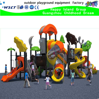 New Outdoor Multifunctional Playground Equipment for Kids