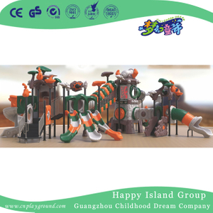 Outdoor tribe series playground equipment