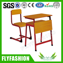 hot sale modern school furniture student study table and Chair(SF-83S)