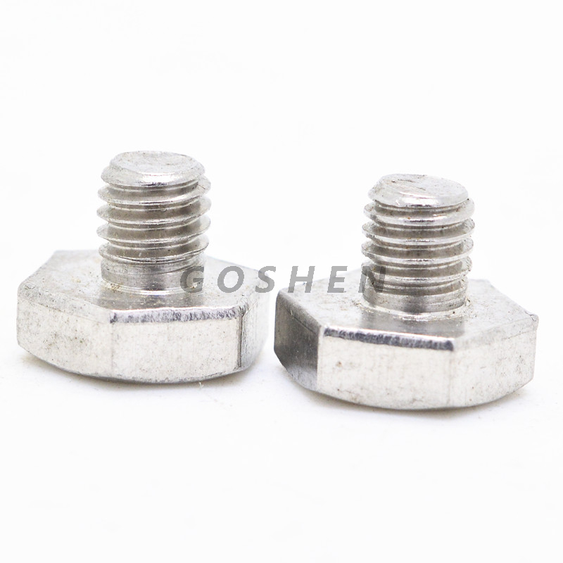 Stainless Steel A4 M3 Hexagon Head Bolt