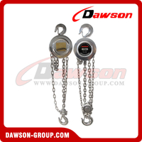 Stainless Steel Chain Hoist / Pulley Chain Block for Lifting