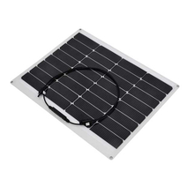 Lucis A 50W 18V 12V Panel Solar Flexible