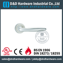 Modern 316 Grade Solid Internal Door Handle for Office Doors -DDSH024