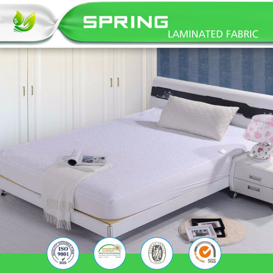 Bedbug Proof Cotton Terry Waterproof Mattress Protector