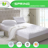 Premium Hypoallergenic Waterproof Mattress Fitted Sheet Protector Hotel