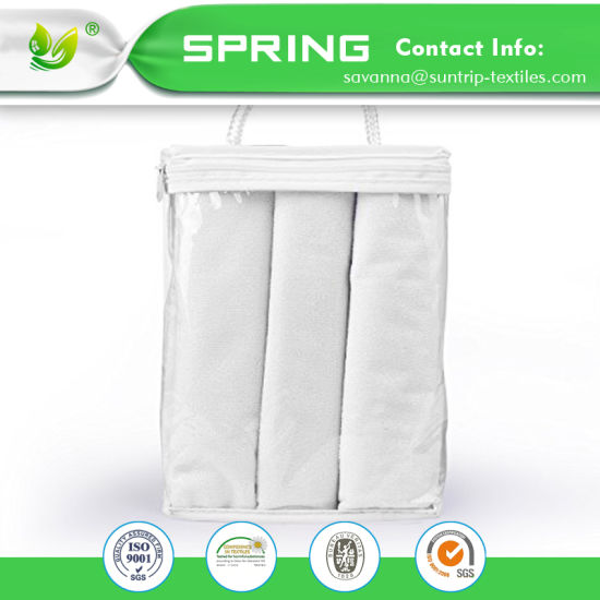 "Premium Baby Waterproof Changing Pad Liners - Extra Large 27"" X 14"""