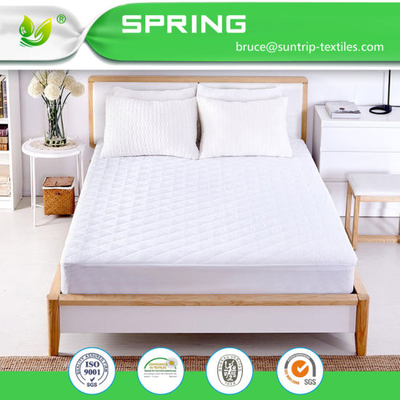 Mattress Protector Queen Size Cover Waterproof Bug Dust Mite Hypoallergenic