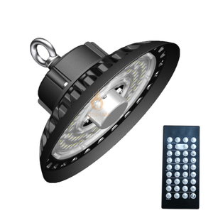 Microware Motion Sensor UFO 100W Industrial Highbay Led Lighting