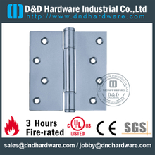 SUS316 3 Knuckle Hinge with CE For Metal Door-DDSS024