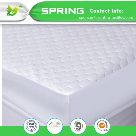 Anti-Bacterial Breathable Baby Changing Mat / Crib Mattress Pad / All Naturally Baby Mattress Cover