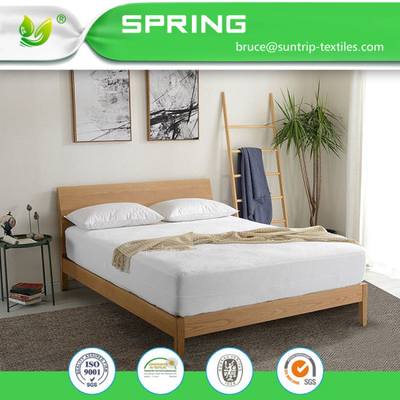Premium Zippered Bed Bug & Dust Mite King Smooth Mattress Encasement