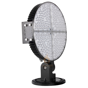 IP66 600 watt Round Led Sports Ground Lighting