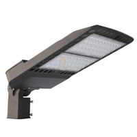 High Luminance 180W LED Parking Lot Fixture