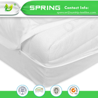 Bed Bug Proof Washable Waterproof Mattress Encasement Cover TPU Laminated
