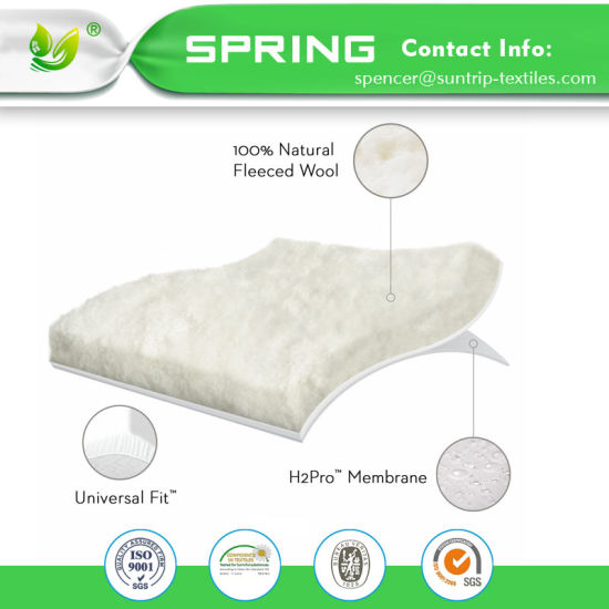 Hangzhou Textile Bacterial Waterproof Baby Mattress Protector Cover