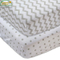 Chinese Suppliers Bamboo & Cotton Blend Quilted Waterproof Crib Mattress Pad/Cover with Zipper