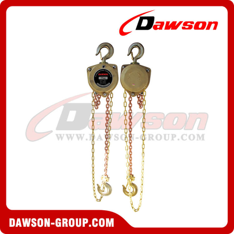 HBSQ - F type explosion - proof chain hoist ( Totally enclosed )