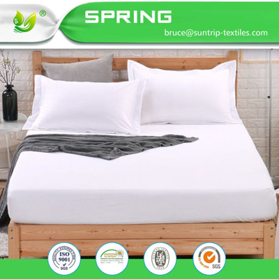 King Size Mattress Bed Cover Premium Smooth Mattress Protector 100% Waterproof