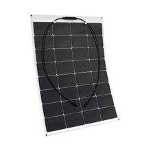 Lucis A 100W 12V Marine Flexible Solar Panel