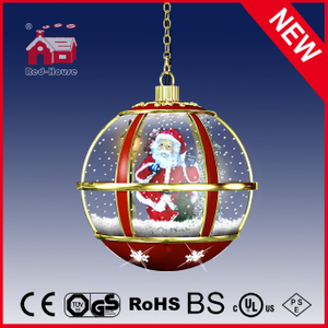 (LH30033D-RJ11) Modern Design Christmas Hanging Lamp with LED Lights