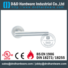 Stainless Steel 316 Hollow T Bar Handle for Fire Rated Door with EN1906-DDTH009