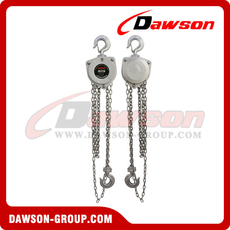 HSS-F type stainless steel chain hoist(Totally enclosed)
