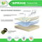 Waterproof and Breathable Baby Crib Mattress Protector