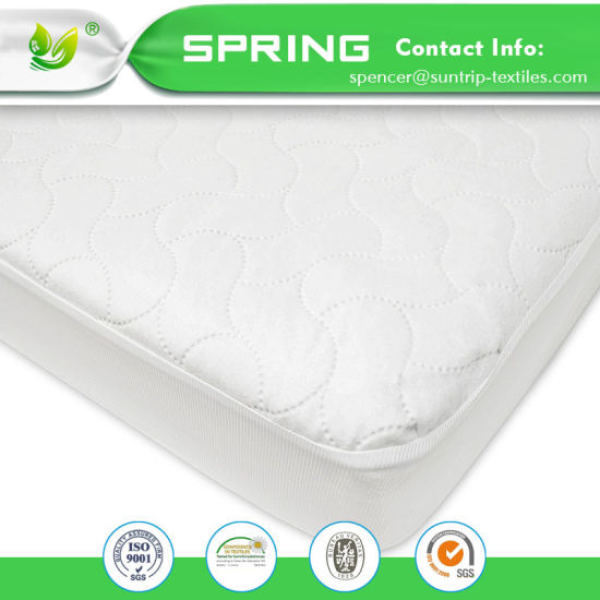 Premium Reusable Waterproof and Breathable Crib Mattress Changing Pad